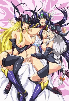 Ride of the Valkyrie G Ep 2 dvd blu-ray video cover art