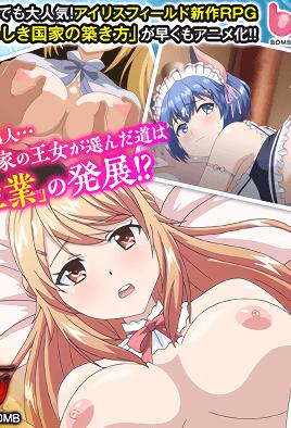 Subarashiki Kokka no Kizukikata 2 dvd blu-ray video cover art